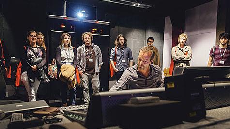 Sound Design Studieren | Filmakademie Baden Wurttemberg Gmbh Filmmusik Sounddesign